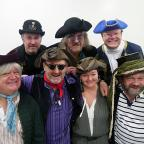 Bury Times: Galleon Blast, featuring 'pirate' radio DJ Mark Radcliffe
