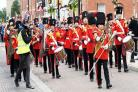 Band of the Lancashire Fusiliers