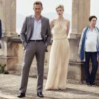 Bury Times: Hugh Laurie loved playing a baddie in new Tom Hiddleston BBC series The Night Manager