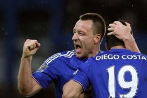 No communication between myself and Chelsea, says Terry
