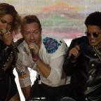 Bury Times: Beyonce, Coldplay and Bruno Mars performed at the Super Bowl and it was EVERYTHING