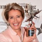 Bury Times: Emma Thompson dedicates award to 'dearest' Alan Rickman
