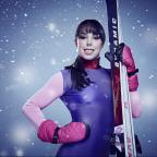Bury Times: Beth Tweddle operation 'a success' after gymnast injures neck on The Jump