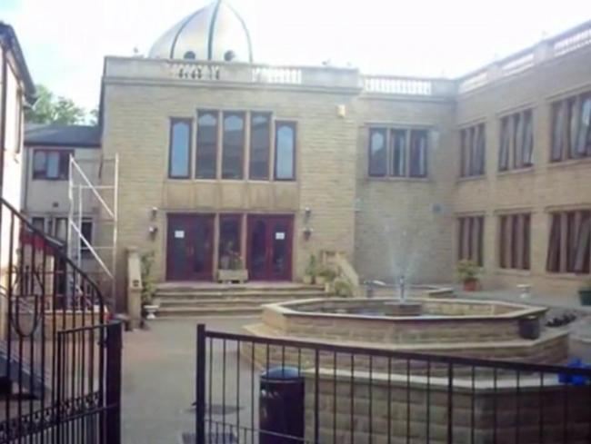 Darul Uloom School in Holcombe Old Road, Holcombe