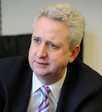 SHOCKED: Bury South MP Ivan Lewis