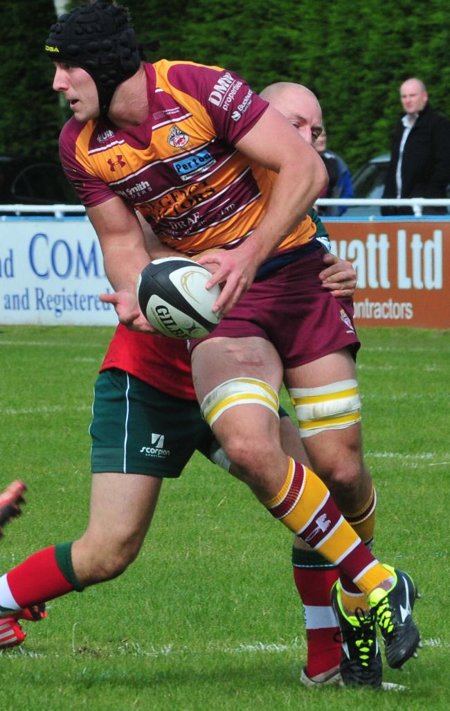 Bob Birtwell is expected to be out until December after suffering knee ligament damage in Sedgley Tigers' play-off defeat