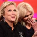 Bury Times: Ab-not-so-fab? Joanna Lumley reveals she and Jennifer Saunders weren't quite BFF's straight away