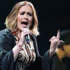 Bury Times: Adele giddy with delight as she endears as a Glastonbury headliner