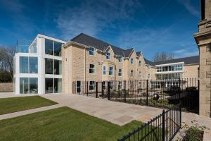 DEVELOPMENT: The new site at Walshaw Hall