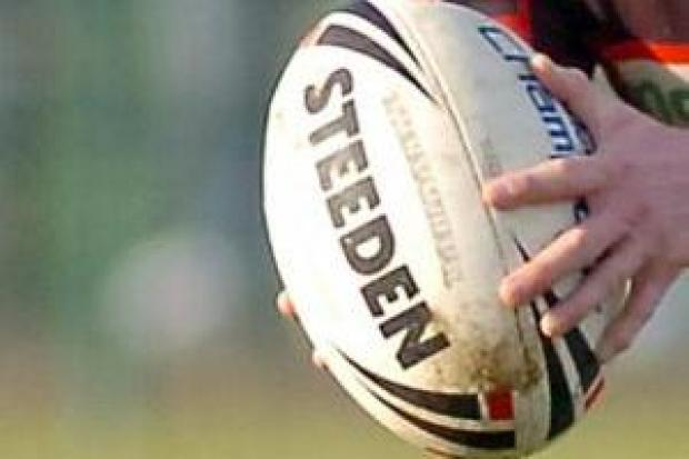 RUGBY UNION: Bury open up with win against Eagle