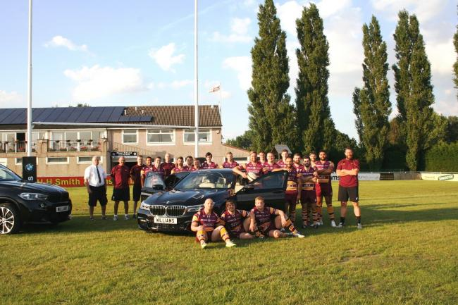 Sedgley Tigers kick off National Two North season with a 16-13 win at home to Caldy