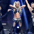 Bury Times: Britney Spears was back to her best as she hit the stage at the iHeartRadio Music Festival