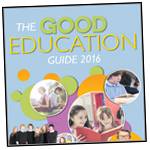Bury Times: Good Education Cover