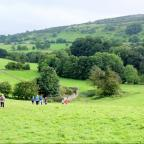 Bury Times: Descent after Dorothy Wightman's Gallery, which is on the Kirkby Lonsdale side of The Plough