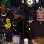 Bury Times: Snoop Dogg and Martha Stewart have teamed up for a cooking show