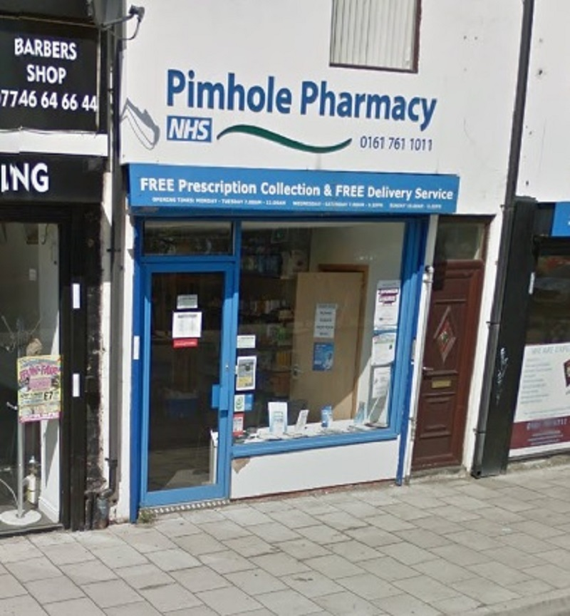 Details of Bury pharmacies open over Christmas (From Bury Times)