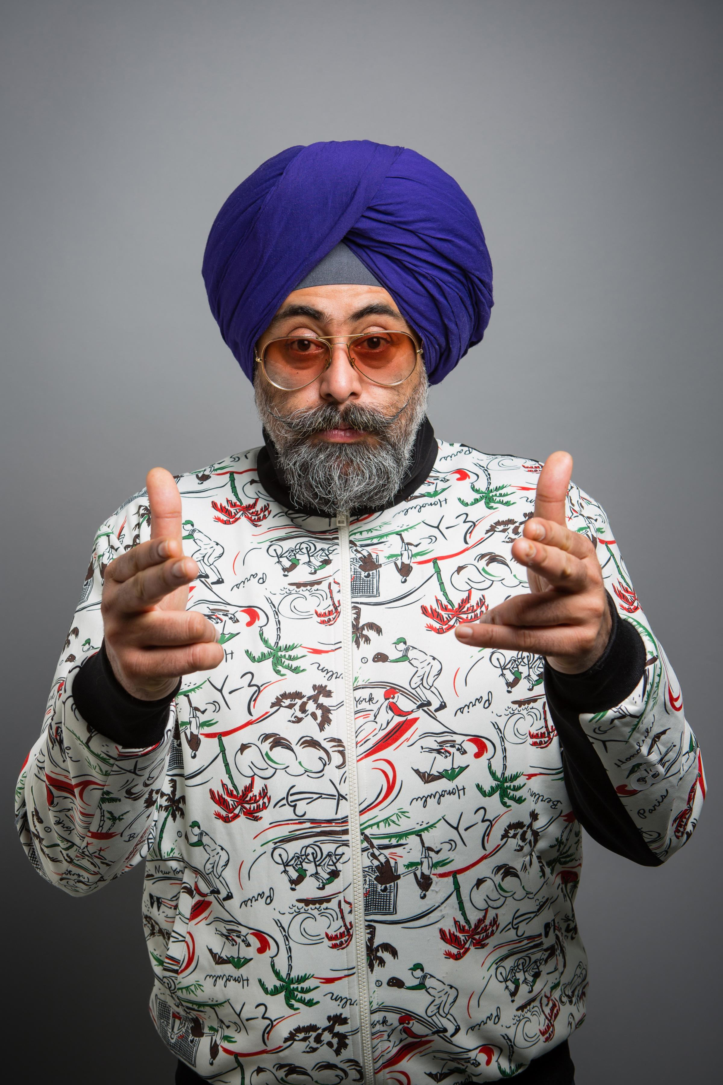 SHOW: Hardeep Singh Kohli is bringing his Mix Tape to The Met