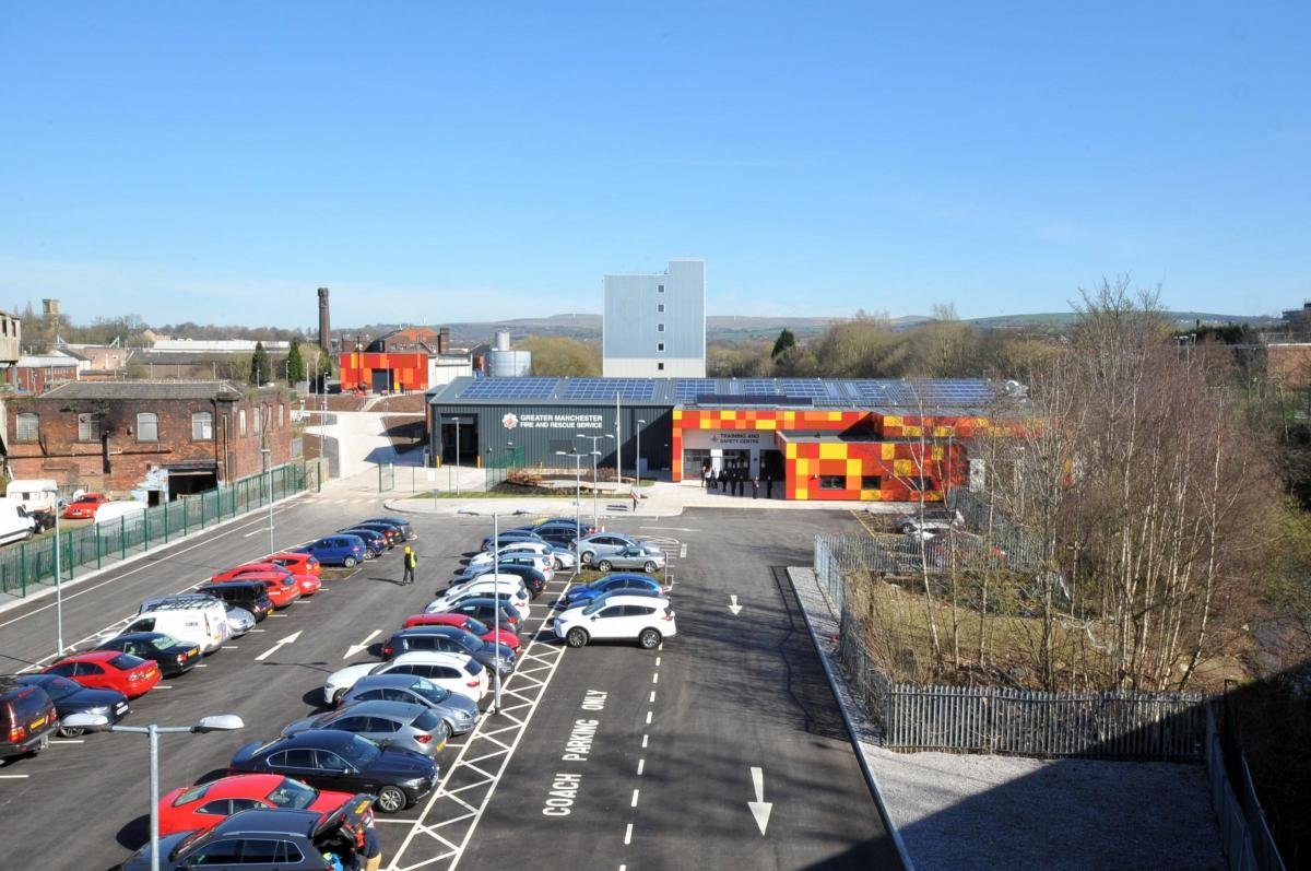 Centre New Real With Training Opens Size Fire Street Terraced £11m 1nqxTw1Pr