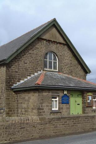 Tockholes village hall.