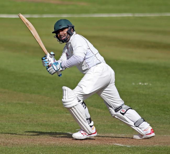 GOOD SEASON: Stand's Danish Ateeq has been in the runs