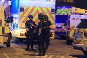 Police make two further arrests this morning in connection with Manchester Arena attack