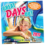 Bury Times: Great Days Out 2017 Cover