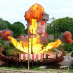 Bury Times: One of the spectacular shows at Puy du Fou theme park