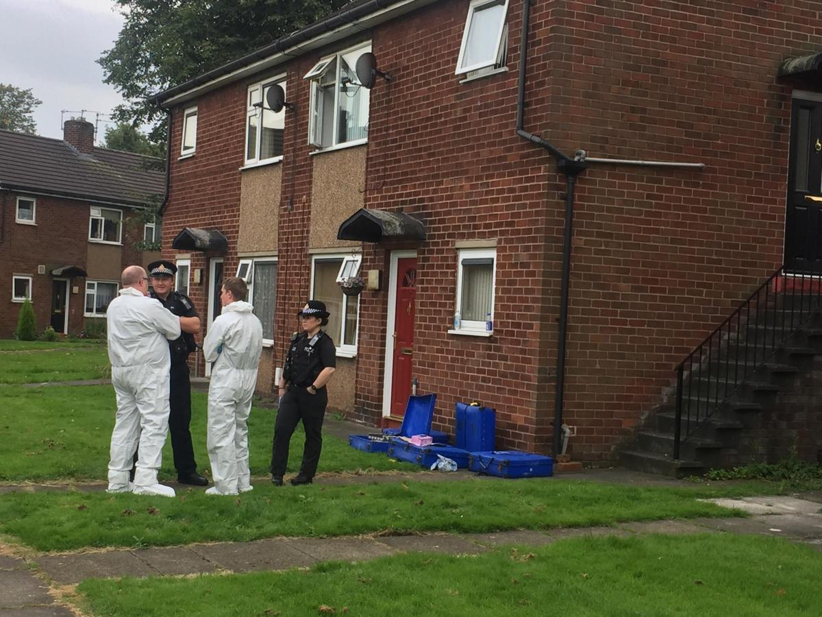 investigation launched by police after man found dead in prestbury