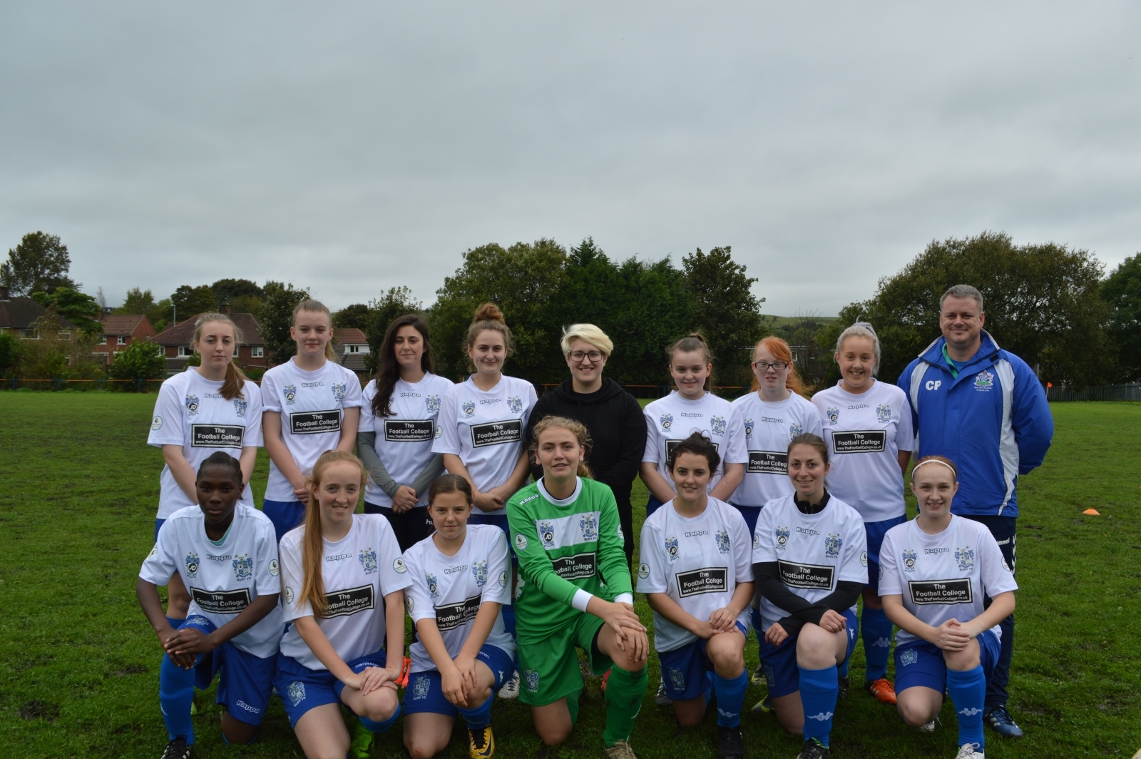 Bury FC Women's second team