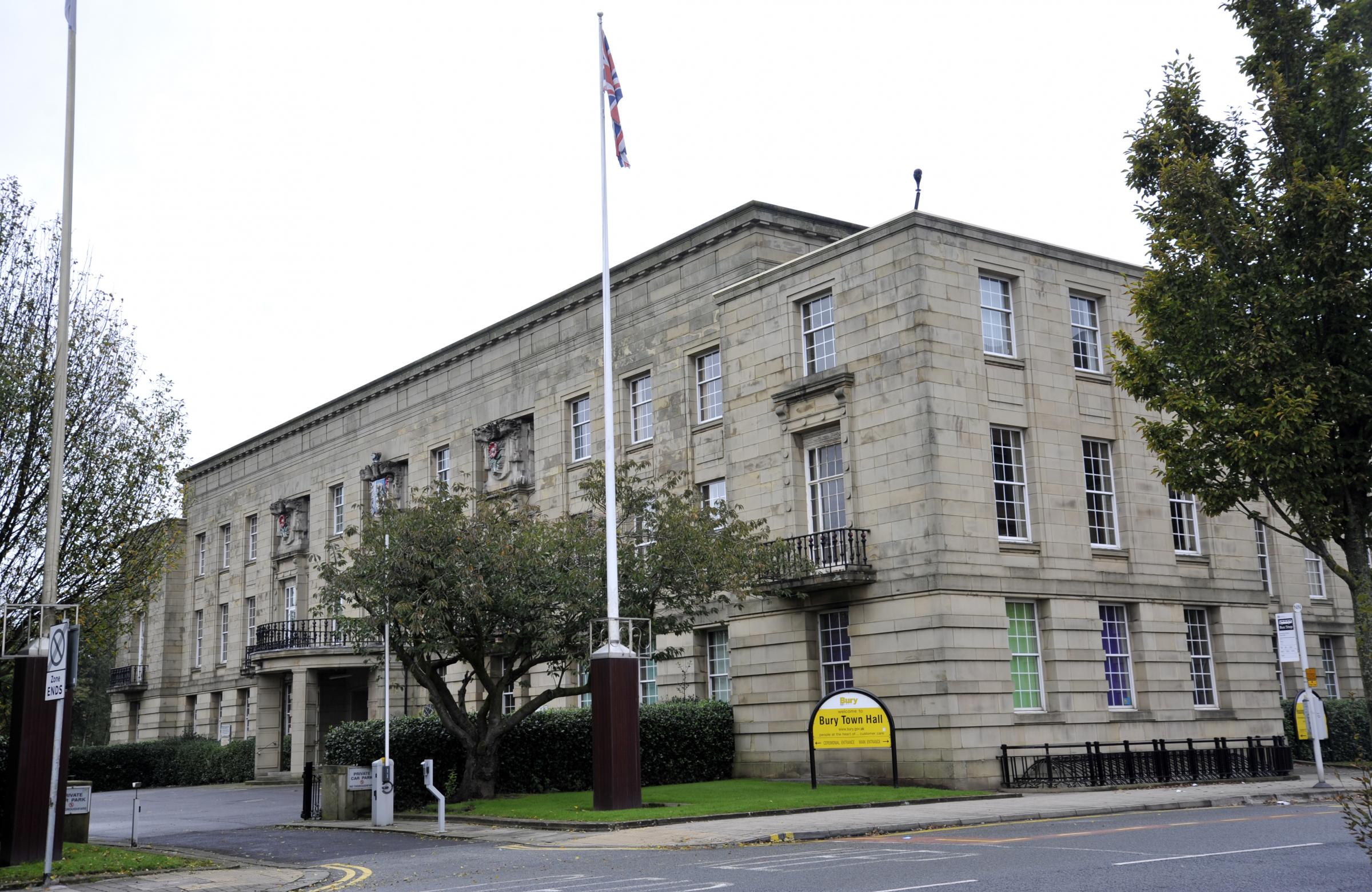CHANGE: The anti-poverty strategy for 2018 to 2021 was approved by cabinet at Bury Town Hall