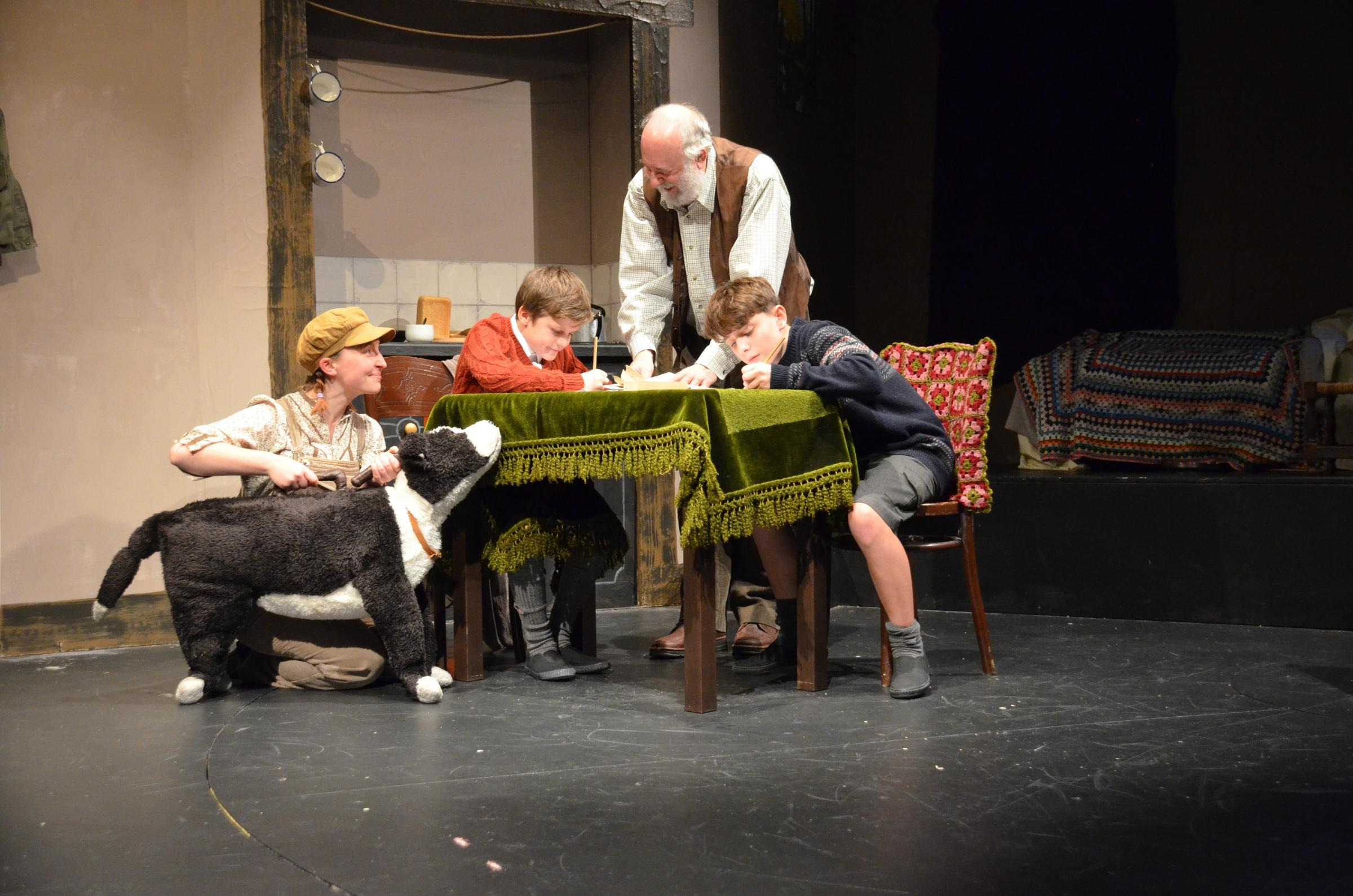 CLASSIC: Summerseat Players take to the stage with 'Goodnight Mr Tom' performance
