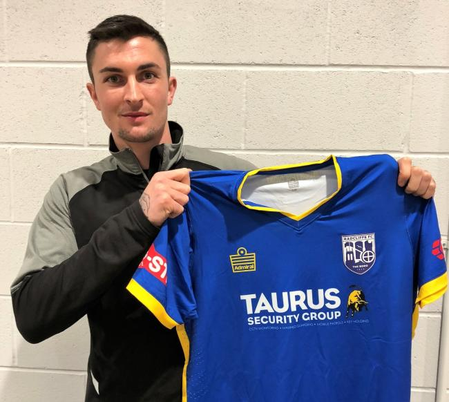 Tom's an Eck of a signing for Radcliffe FC | Bury Times