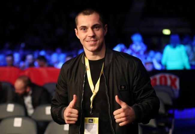VISITOR: Boxer Scott Quigg will promote fitness at Guardian Angels' RC Primary School. Picture, Liam McBurney/PA Wire