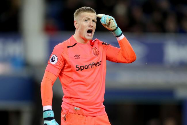 ba9a323bae8 Jordan Pickford is determined to make it to Russia 2018 (Richard Sellers)