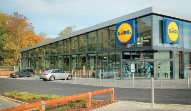 New Lidl To Open In Radcliffe Bury Times