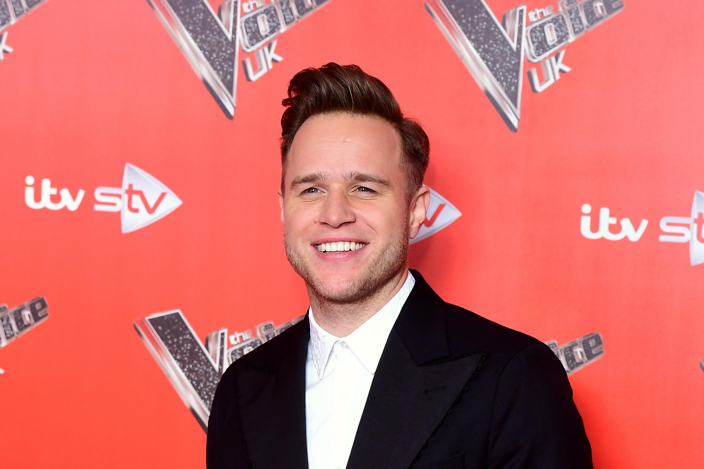 Olly Murs has joined The Voice (Ian West/PA)