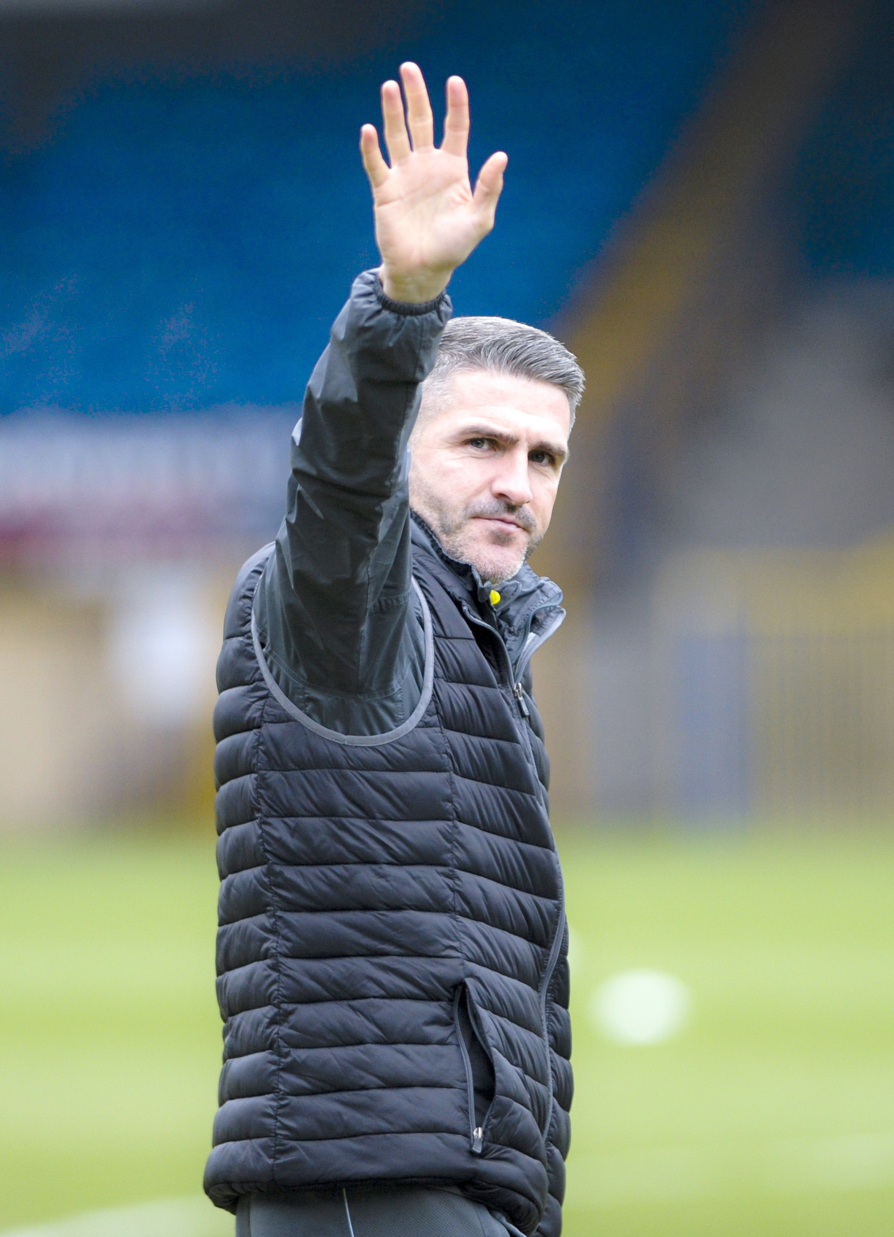 Ryan Lowe's tenure as Bury boss got off to a flying start