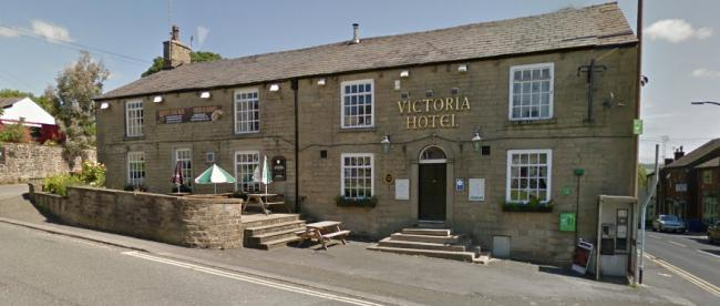 REOPENING: The Victoria in High Street, Walshaw