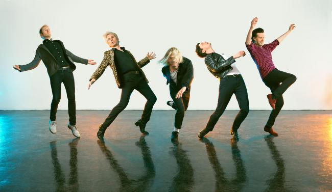 Franz Ferdinand (Picture: David Edwards).