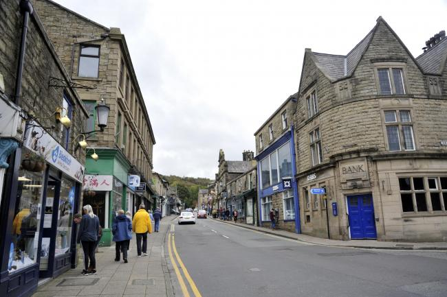 Bridge Street, Ramsbottom.