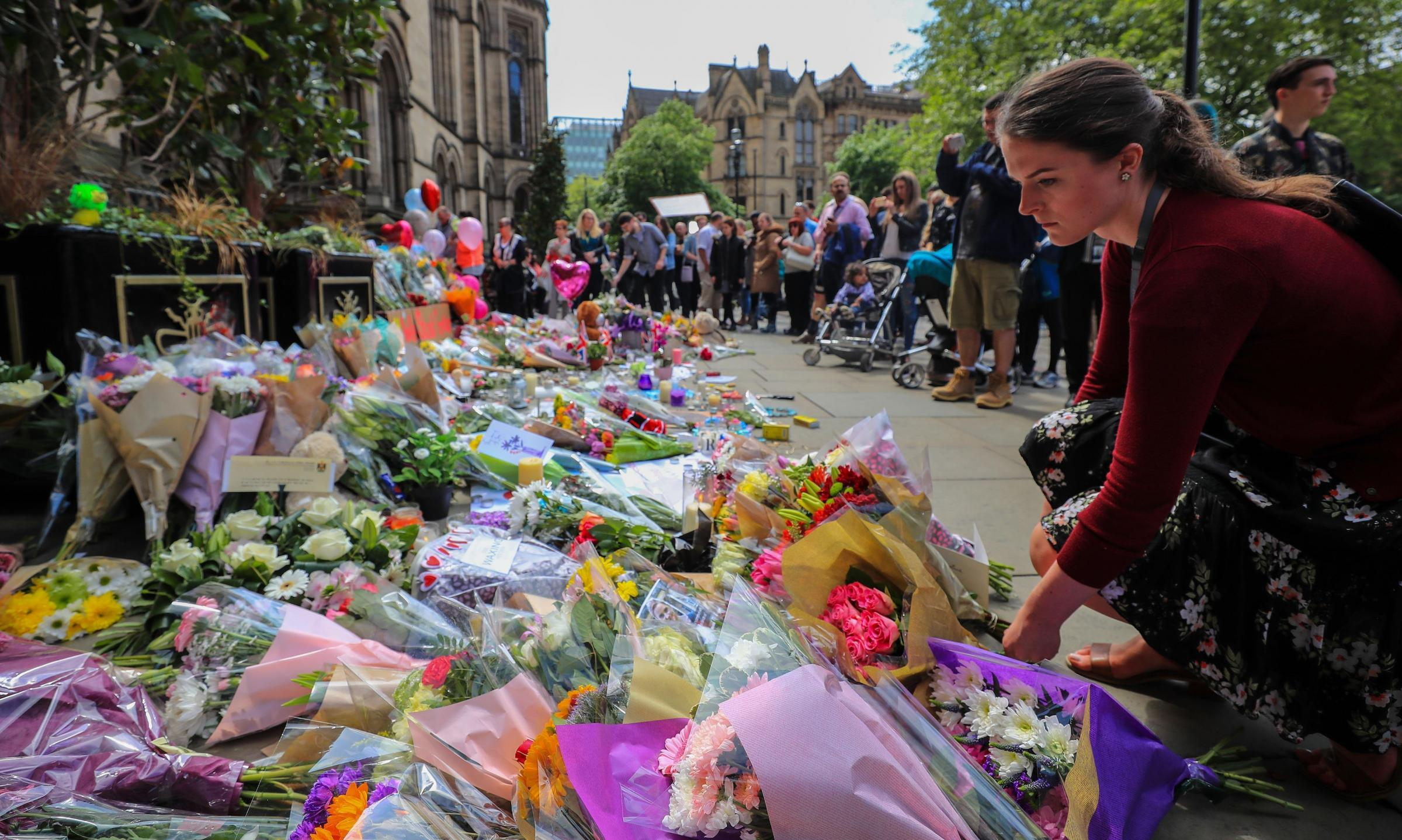 1st anniversary of manchester bombing ~ Minute s silence in chester will mark first anniversary of