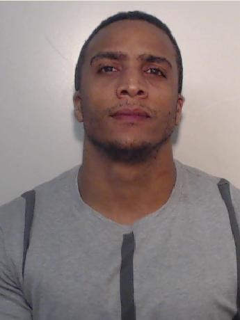 JAILED: Marcus Anderson is accused of being the leader of the drugs ring