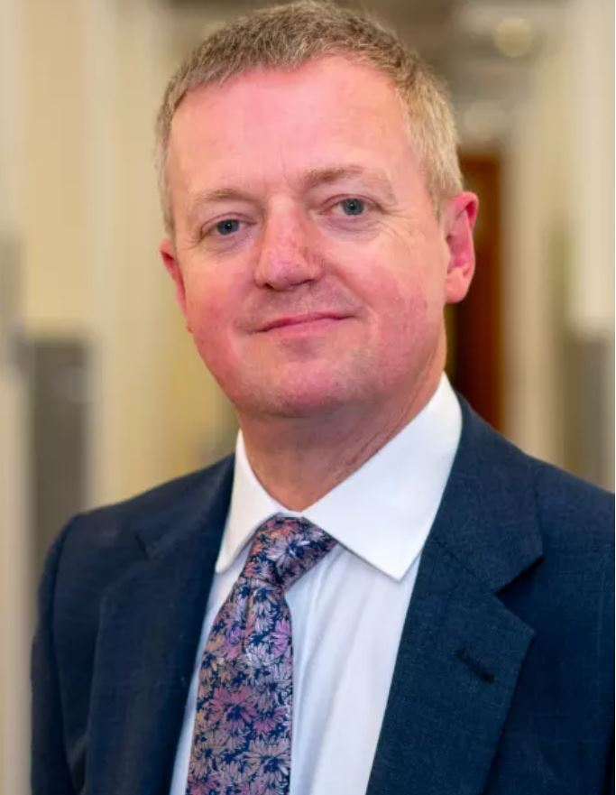APPOINTMENT: Geoff Little OBE