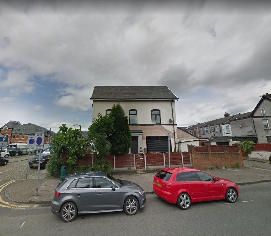 PLANS: Permission is sought to run a proprerty in Parkhills Road, Redvales, into an ice cream parlour/diner
