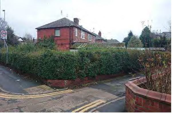 APPROVAL: This house in Bury Old Road will become a Jewish study centre