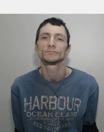 Kevin Graham, aged 35, of no fixed address. He is known to frequent Bury and is wanted for failing to appear in court and for breach of a court order.