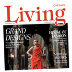 Bury Times: Cheshire Living Cover 2018 Autumn