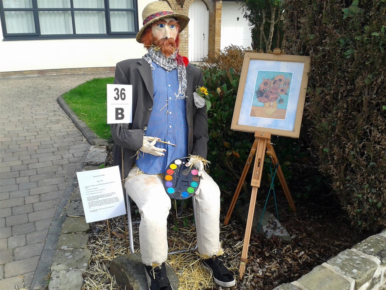 Scarecrow Festival in England