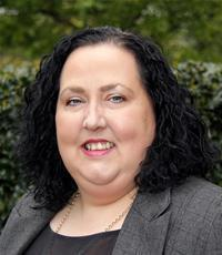 Bury Council's health and wellbeing centre, Cllr Andrea Simpson.