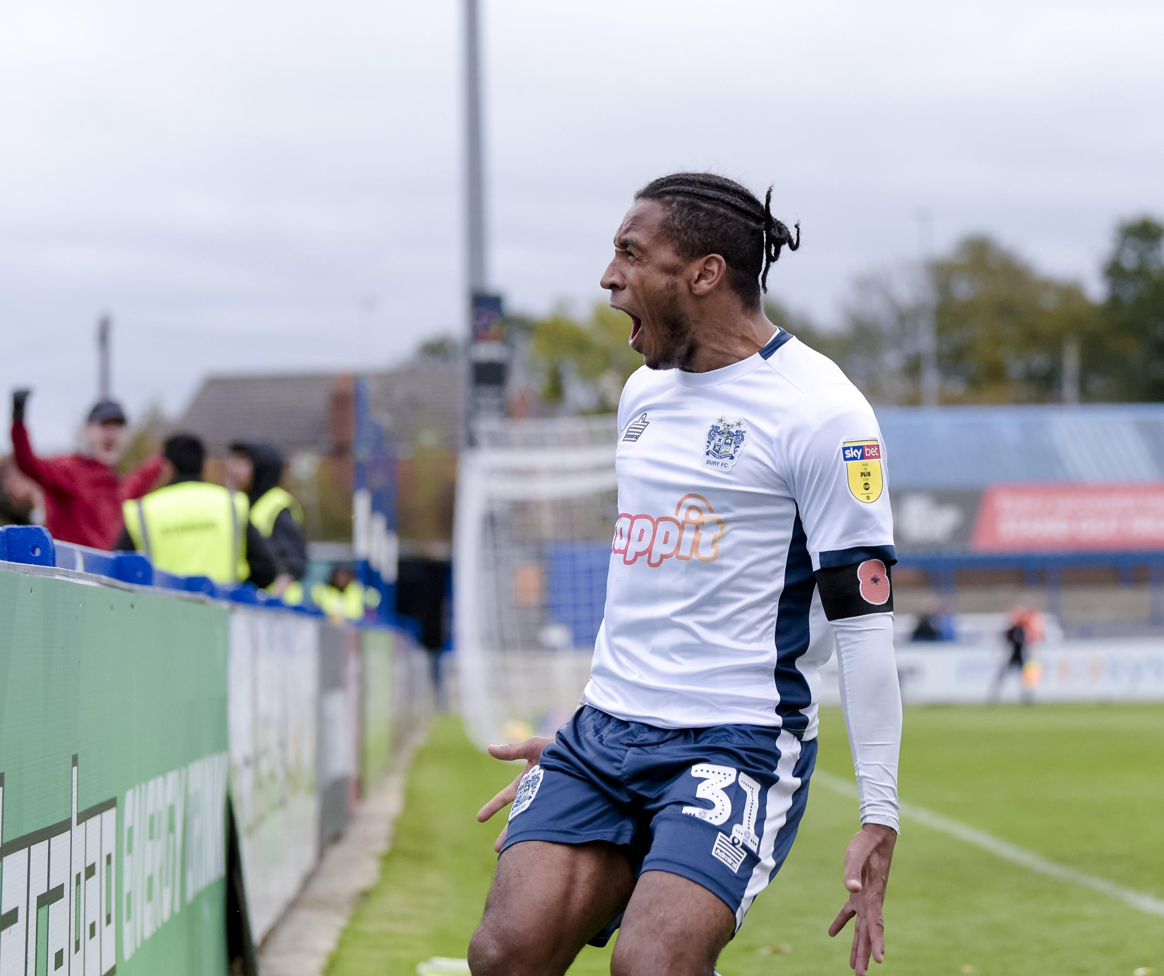 PICTURES: Relive the Shakers deserved away win to Macclesfield Town